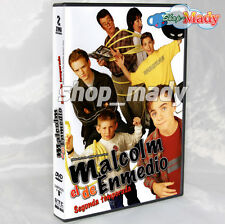 MALCOLM IN THE MIDDLE SEASON 2 - DVD en Español Latino Región 1 y 4 NTSC