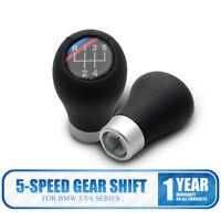 5 SPEED Car Gear Shift Knob For BMW 3/5/6 Series E34 E39  E36 E46 E21 E30 E28