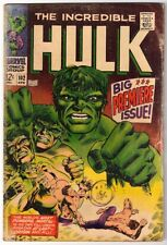 Marvel Comics VG- HULK  #3102 Avengers 1967  copy