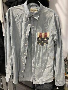 Ralph Lauren Mens Denim Shirt