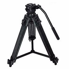 "Fancier 62"" Pro Aluminum Video DV Camera Camcorder Tripod Support Stand"