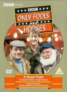 Only Fools and Horses - A Royal Flush [DVD][Region 2]