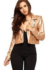 Ropa de mujer de color principal oro talla 38