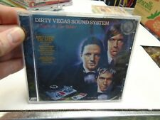Dirty Vegas A Night at the Tables CD 2003 Ultra Records NEW Sealed Kyle Minogue