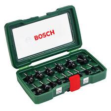BOSCH 15-BIT Router Set POF1200 POF1400 DIY Routers 2607019468 3165140415866XX