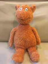 "Dr. Seuss Hop On Pop Brown Bear Kohls Kohl's 16"" Plush Stuff Animal"