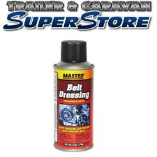 MASTER Belt Dressing 170g Stops squealing, slipping and helps preserve belts R13