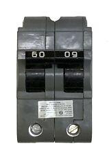 60 Amp Circuit Breaker, Federal Pacific UBIF-0260N Thick, 2-Pole