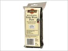 Liberon - Steel Wool 0000 (4x7g) - 15062
