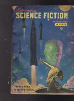 Astounding Science Fiction March 1951 Jack Williamson James H Schmitz
