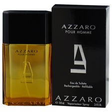 AZZARO POUR HOMME 100ml EAU DE TOILETTE SPRAY FOR MEN BY LORIS AZZARO ---NEW EDT