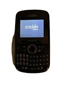 cricket blackberry