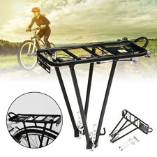 Cycling Bicycle Road Bike Rear Pannier Rack Luggage Carrier for 24''-28'' Wheels