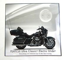 Harley Davidson FLHTCUI Ultra Classic Electra Glide Motorcycle Laminated Print