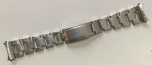 1970 Rare Vintage Original Rolex 20mm 7206 / 80 Rivet Bracelet 5512 5513 1675