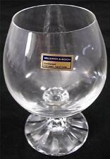 Villeroy & and Boch CONNAISSEUR Brandy Cognac glass 24% lead crystal glass NEW