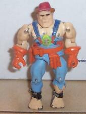 1986 LJN Bionic Six Mechanic die cast figure Vintage