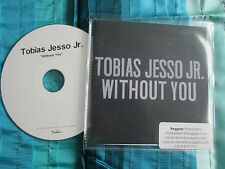 Tobias Jesso Jr. – Without You. True Panther Sounds UK Promo CDr Single