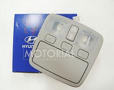 HYUNDAI ACCENT 2006-2011 Genuine OEM Gray Overhead Console Lamp Assy
