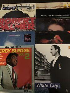 LP Sammlung Rock/ Pop/ Oldies. ( 10 LPs)