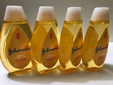Pack Of 4 Johnson's Baby Shampoo 13.6 oz X 4pk