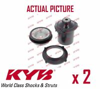 2 x FRONT AXLE TOP STRUT MOUNTING PAIR SET KYB OE QUALITY REPLACEMENT SM1313