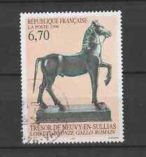 Bronze trésor de Neuvy en Sullias YT 3014 timbre oblitéré année 1996