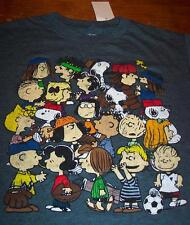 PEANUTS SNOOPY PLAY BALL T-Shirt XL NEW w/ TAG Charlie Brown Lucy Linus