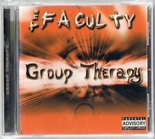 THE FACULTY Group Therapy CD SEALED Gangsta Rap Down South G-Funk Georgia