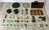 Columbia Grafonola Gramophone Phonograph & Cabinet Parts Lots Replacement Repair