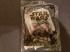 2010 McDonald's Happy Meal - Star Wars X-Wing Fighter #8 Toy Figure Sealed Bag