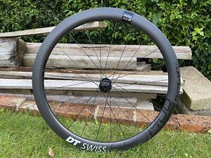 DT Swiss ERC 1400 47mm DB DT 350 Carbon Disc Front Wheel