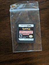 Pokemon Legendary Distribution Cartridge (Nintendo DS) NTR-Y8PE-USA - Back Label