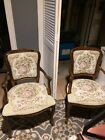 Set of 2 arm chairs