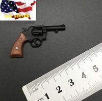 "❶❶1/6 Figure British Webley .38"" Mark IV Revolver Military DiD BBI ZY hot toys❶❶"