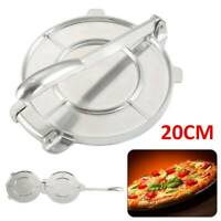 20cm Aluminium Tortilla Maker Press Tool Heavy Duty Restaurant Commercial Tools