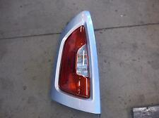 KIA SOUL 2012-2013 L Driver side Taillight (red outer surround)