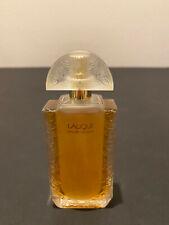 VINTAGE ORIGINAL LALIQUE WOMEN PERFUME/EAU de TOILETTE 100ml/3.3ozSpray