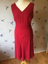 Minuet Petite Red  Party Occasion Dress NWT 18