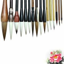 Calligraphy Writing Brush Set Landscape Painting Weasel Hair Pen For Students