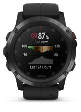 Garmin Fenix 5X Plus,Ultimate Multisport,GPS Smartwatch,Pulse Ox,Heart Rate Musi