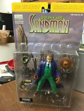 The Golden Age Sandman DC Direct Variant Action Figure Mint In Box