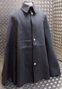 Genuine British Military Footguards Cape Ceremonial MOD With Buttons - BRAND NEW