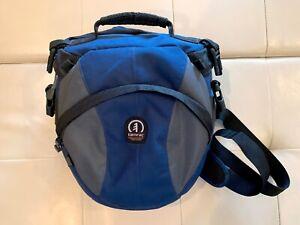 Tamrac 5768 Velocity 8x Pro Photo Sling Pack Back Pack Camera Bag | Navy Blue