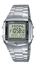 Casio Collection Herren-Armbanduhr Digital Zweite Zeitzone und mehrsprachig NEU