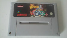 THE BRAINIES - SUPER NINTENDO - JEU SUPER NES SNES
