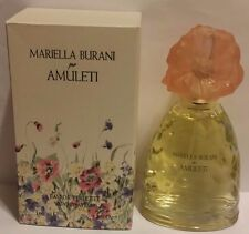 MARIELLA BURANI per AMULETI PERFUME FOR WOMEN 3.4 OZ / 100 ML EDT SPRAY NIB