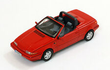 Volvo 480 Turbo Cabriolet 1990 Red 1:43 Model PREMIUMX