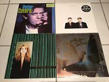4 LP Colección/pop 80er/Sandra, Pet Shop Boys, Modern Talking, Peter etc./top!