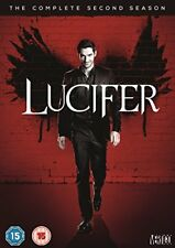 Lucifer Season 2 [2017] (DVD)